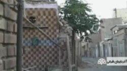 نه روز پس از زلزله در آذربايجان