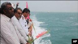 یادبود از حادثۀ سقوط طیارۀ ایران