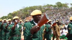 Report on Civil Strife Filed By Arthur Chigoriwa