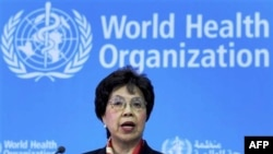 Tổng Giám Đốc WHO, bà Margaret Chan, nói rằng tổ chức này phải đối diện với tình trạng thiếu hụt ngân quỹ trầm trọng