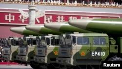 时事大家谈:北京加紧扩张军力,欲称霸世界还是保政权?