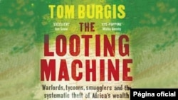Tom Burgis:The Looting Machine