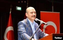 İçişleri Bakanı Süleyman Soylu (Arşiv foto)