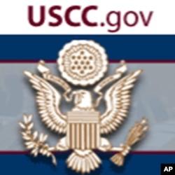 美中经济与安全审议委员会的标徽