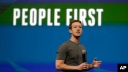 CEO Facebook Mark Zuckerberg (Foto: dok).