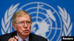 마이클 커비 전 유엔 북한인권조사위원회(COI) 위원장.