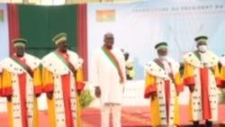 Burkina Faso Jamana Ŋɛmɔkɔ Kura ka Kalen ka Shin Siguili Jamana Ŋɛmɔkɔyala