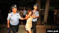 China's prostitution