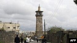Lực lượng an ninh Syria giết chết 4 người trong một vụ tấn công tại đền thờ Hồi giáo Omari hôm thứ Tư
