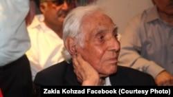 یوسف کهزاد، نقاش، شاعر و نمایشنامه نویس افغان در گذشت
