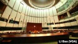 香港9月9號舉行立法會換屆選舉
