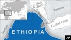 埃塞俄比亞地圖
