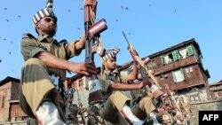 Kashmirda Hindiston hukumatiga qarshi namoyishlar