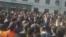 عکسی از تجمع دیماه در تهران.