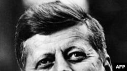 Tổng thống thứ 35 của Hoa Kỳ John F. Kennedy
