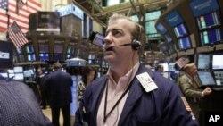 Ανάμεικτη η απόδοση των αμερικανικών χρηματαγορών