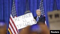 دونالد ترامپ، میلیونر جنجالی در سه شنبه بزرگ از حزب جمهوریخواه اول شد