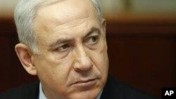 Trong một chuyến đi thăm Ashkelon, thành phố ở miền Nam Israel đã bị tấn công bởi đạn pháo bắn đi từ Gaza, Thủ Tướng Israel Benjamin Netanyahu nói rằng Israel sẽ tự bảo vệ