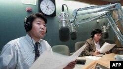 Вещание «Голоса Америки» на китайском языке