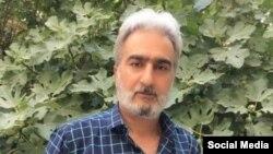 عباس واحدیان شاهرودی، یکی از امضاکنندگان بیانیه استعفای خامنهای
