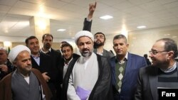 Rasaei Iran Parliament Registration