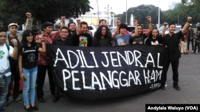 Presiden Jokowi Tetap Komitmen Tuntaskan Kasus Pelanggaran Ham Masa Lalu