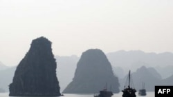 Giới hữu trách Việt Nam dự định tổ chức một buổi lễ tại thành phố Hạ Long để đón vị khách đặc biệt.
