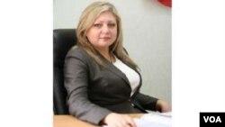 Moldova parlamentinin ombudsmanı Aureliya Qriqoriu
