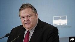 Lãnh đạo đảng Xã hội Hy Lạp Evangelos Venizelos
