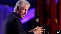 Bill Clinton govori u Muzeju holokausta, 29. travnja,2013