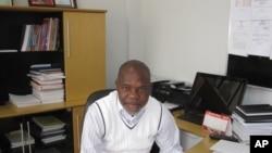 Manuel Amaral, responsável do ensino na província angolana do Huambo
