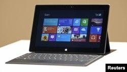 Máy tính dạng bảng Surface của Microsoft sắp được tung ra thị trướng