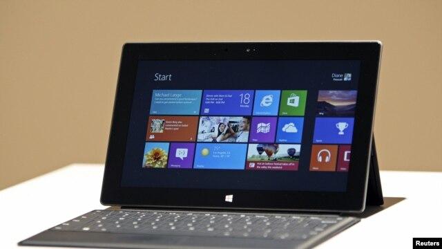Máy tính bảng Surface của Microsoft