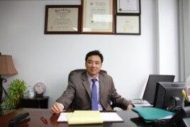 纽约市华裔律师高光俊 (图片来自 Law Offices of Guang Jun Gao, LLP)