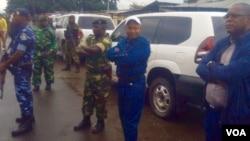 Lt. Col Darius Ikurakure