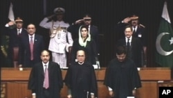 صدر زرداری کی مفاہمتی پالیسیوں میں پھر تیزی