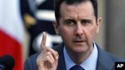 صدر بشار الاسد (فائل فوٹو)