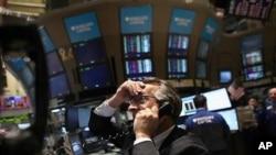 Peur sur les places boursières mondiales