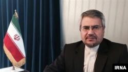 علامعلی خوشرو سفیر و نماینده دائم ایران در سازمان ملل متحد