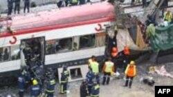 Attentat de la gare d'Atocha à Madrid le 11 mars 2004.