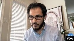 """Hamza Tursunov 1999-2002 yillarda """"Umid"""" dasturi orqali AQShda o'qigan. Keyinchalik Britaniyada magistrlik unvonini olgan."""