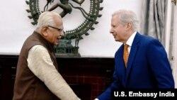 U.S. Ambassador to India Juster