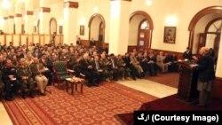 طرح ستراتیژی ملی صلح و آشتی را شورای عالی صلح تدوین کرده است