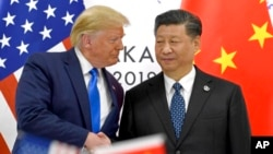 AS dan China siap menandatangani perjanjian dagang tahap pertama permulaan bulan depan (foto: ilustrasi).