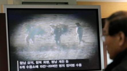 Phúc trình của ủy ban điều tra LHQ ghi nhận một mạng lưới các nhà tù chính trị tại Bắc Triều Tiên, giam giữ 120.000 người, và một danh sách các hành vi tàn ác.