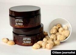 Produk JUARA di New York terinspirasi oleh jamu di Indonesia dengan bahan alami (foto/dok: Metta Murdaya)