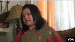 Zubeida Gulshan-Health Physicist
