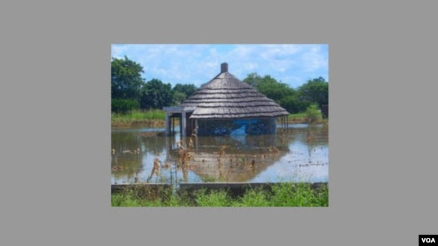Moçambique Cheias