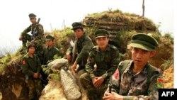 KIA Kachin Soldiers