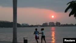 Estudo revela aumento de meninas de rua em Luanda